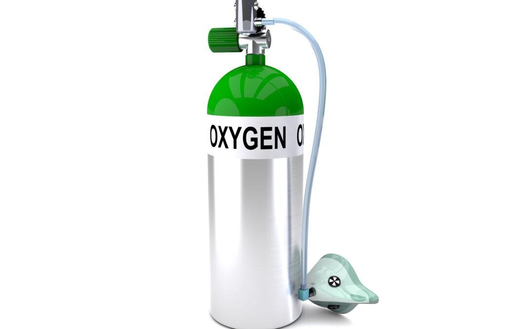 Zuurstoftoediening